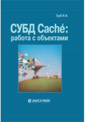 СУБД Cache : работа с объектами