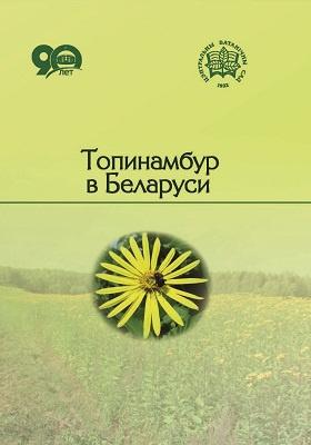 Топинамбур в Беларуси: монография
