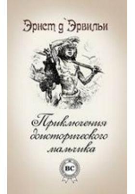 Приключения доисторического мальчика: художественная литература