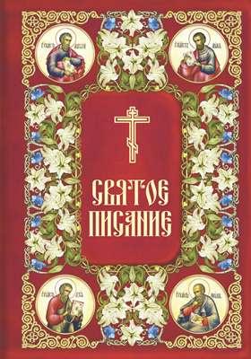 Святое Писание. Новый Завет Господа нашего Иисуса Христа: духовно-просветительское издание