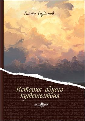 История одного путешествия: художественная литература