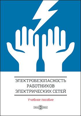 Электробезопасность работников электрических сетей: учебное пособие