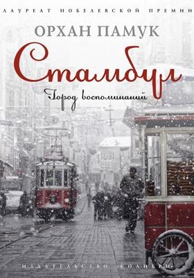 Стамбул. Город воспоминаний: роман
