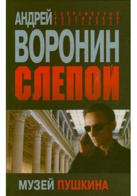 Слепой. Музей Пушкина : Роман