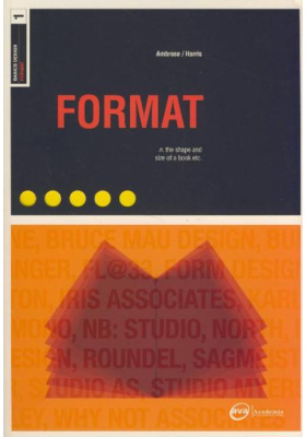 Format : The shape and size of a book etc