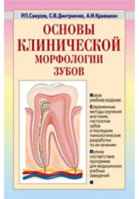 Основы клинической морфологии зубов: учебное пособие