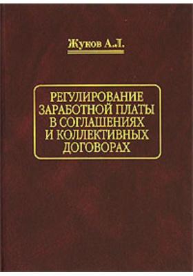 Регулирование заработной платы в соглашениях и коллективных договорах : Учебное пособие