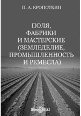 Поля, фабрики и мастерские (земледелие, промышленность и ремесла)