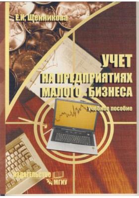 Учет на предприятиях малого бизнеса : Учебное пособие