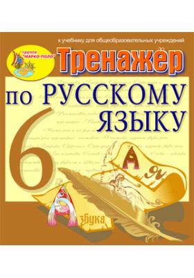 Интерактивный тренажёр по русскому языку для 6 класса к учебнику М.М.Разумовской и др.