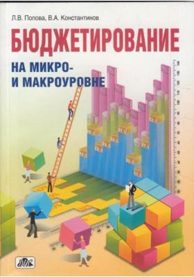 Бюджетирование на микро- и макроуровне : Учебное пособие