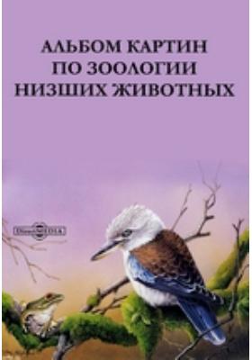 Альбом картин по зоологии низших животных