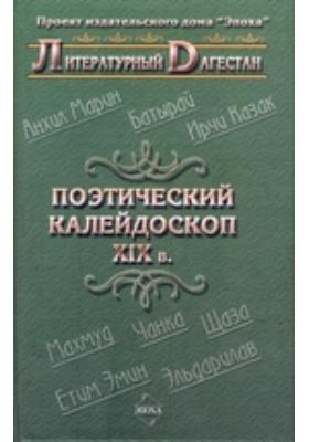 Поэтический калейдоскоп XIX в.: художественная литература