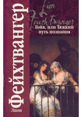 Гойя, или Тяжкий путь познания : Роман