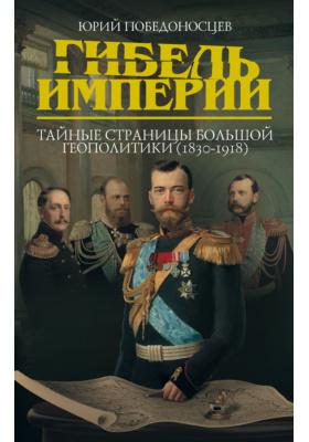 Гибель империи. Тайные страницы большой геополитики (1830–1918)
