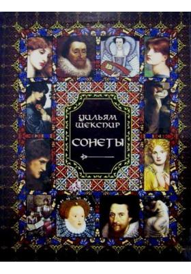 Сонеты : В переводах русских поэтов и произведениях мировой живописи