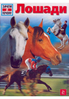 Лошади = Was ist Was. Pferde : Энциклопедия