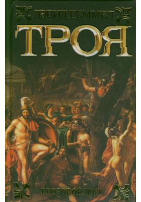 Троя. Грозовой щит = Troy. Shield of Thunder : Роман