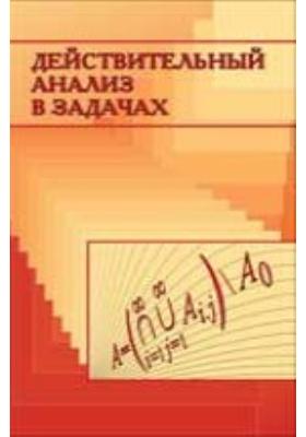Действительный анализ в задачах: учебное пособие