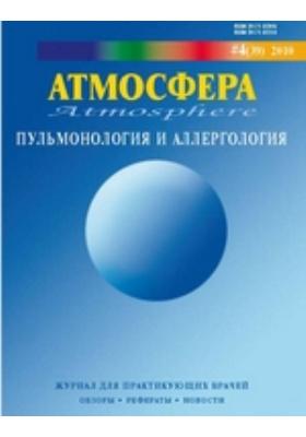 Атмосфера: журнал. 2010. № 4(39)