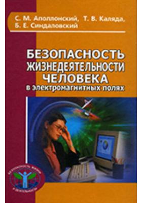 Безопасность жизнедеятельности человека в электромагнитных полях: учебное пособие