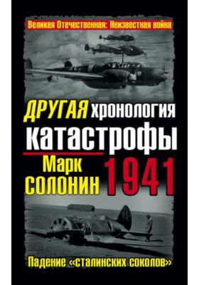 Другая хронология катастрофы 1941. Падение «сталинских соколов»