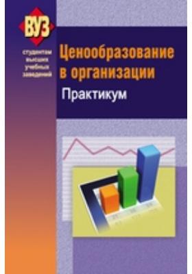 Ценообразование в организации : Практикум: учебное пособие