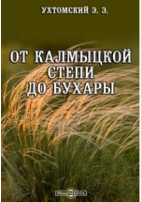 От Калмыцкой степи до Бухары