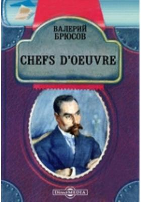 Chefs Doeuvre: сборник