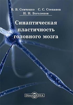 Синаптическая пластичность головного мозга  : (фундаментальные и прикладные аспекты): монография
