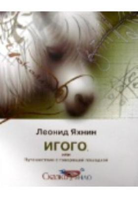 Игого, или Путешествие с говорящей лошадкой : Сказка