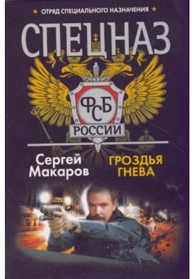 Спецназ ФСБ России. Гроздья гнева : Роман