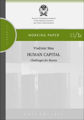 Human Capital: Challenges for Russia