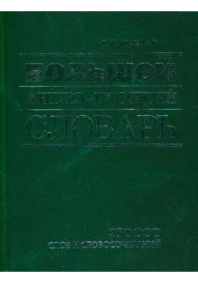 Большой англо-русский словарь : 250000 слов и словосочетаний