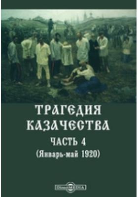 Трагедия казачества. (Январь-май 1920), Ч. 4