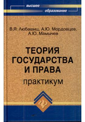 Теория государства и права : Практикум. 2-е издание, дополненное и переработанное