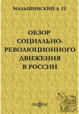 Обзор социально-революционного движения в России