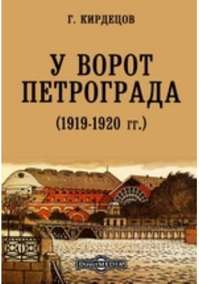 У ворот Петрограда. (1919-1920 гг.): документально-художественная