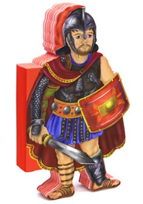 Смелый гладиатор
