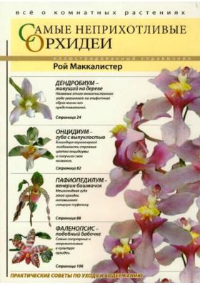 Самые неприхотливые орхидеи